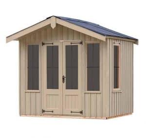 The Ickworth Summerhouse - Dome Ochre 8 X 8