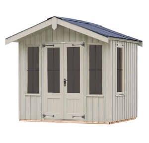 The Ickworth Summerhouse - Earls Grey 10 X 6