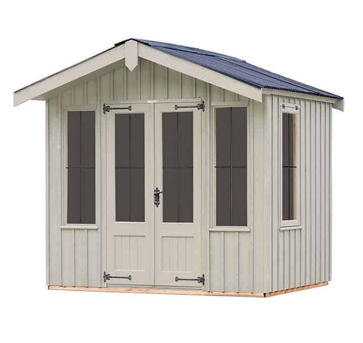 The Ickworth Summerhouse - Earls Grey 10 X 8
