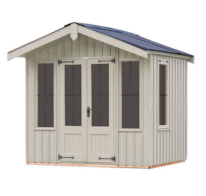 The Ickworth Summerhouse - Earls Grey 8 X 8