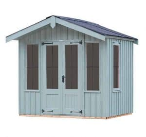 The Ickworth Summerhouse - Painters Grey