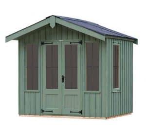 The Ickworth Summerhouse - Terrace Green