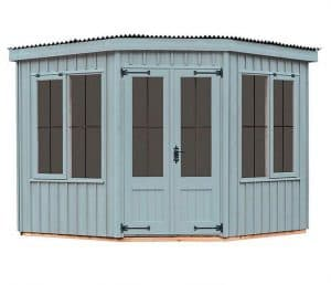 The Orford Summerhouse - Painters Grey