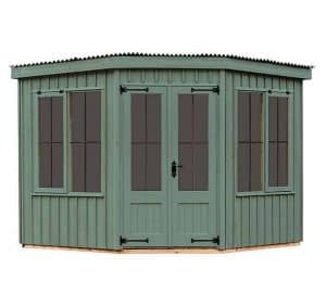 The Orford Summerhouse - Terrace Green