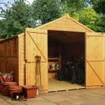 10' x 10' Windsor Overlap Modular Shed Workshop