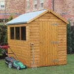 10' x 6' Traditional Standard Apex Shed