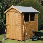 8' x 8' Traditional Standard Apex Shed