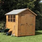 10' x 6' Traditional Heavy Apex Shed