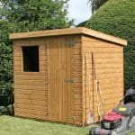 10' x 8' Traditional Standard Pent Shed