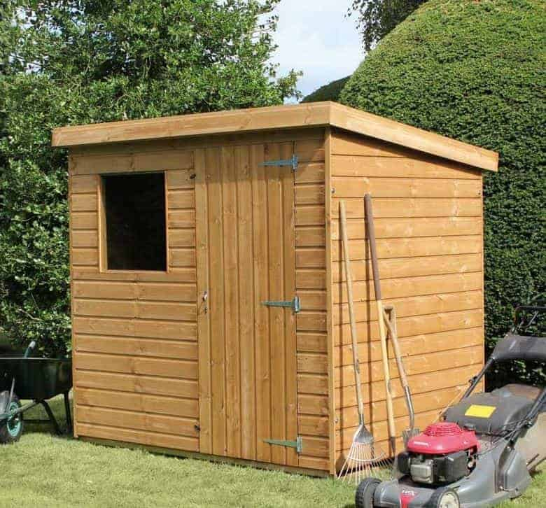 10 39 x 8 39 traditional standard pent shed what shed for Traditional garden buildings