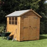 12' x 6' Traditional Heavy Apex Shed