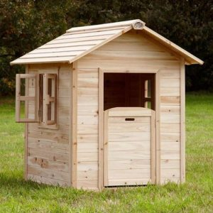 4 x 3 Noa Axi Playhouse Front