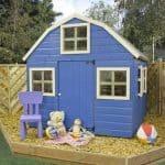 6 x 6 Waltons Honeypot Dutch Barn Wooden Playhouse