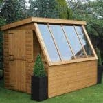 8' x 6' Traditional Potting Shed 6' Gable