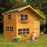 8 x 6 Waltons Honeypot Bramble Wooden Playhouse