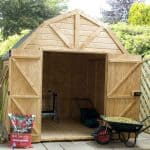 8' x 8' Windsor Groundsman Dutch Barn Shed