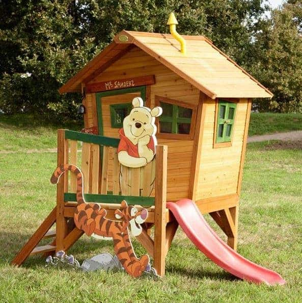 9 x 5 Winnie The Pooh Axi Playhouse