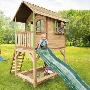 12 x 6 Sarah Axi Playhouse Kids at Play