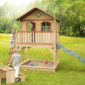14 x 6 Marc Axi Playhouse Kids at Play