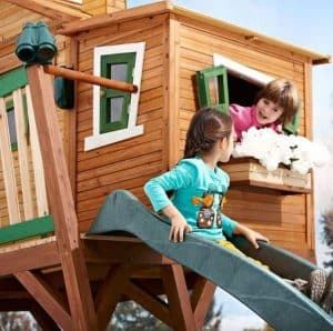 14 x 6 Max Axi Playhouse Kids at Play
