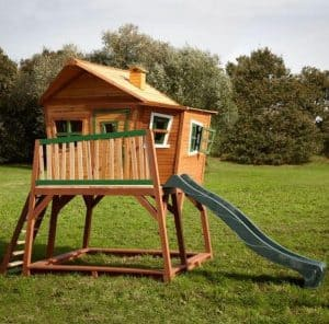 14 x 6 Max Axi Playhouse Overall View