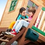 14 x 6 Max Axi Playhouse Stairs