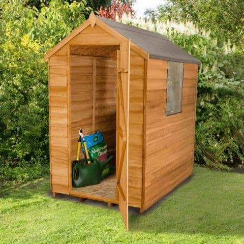 6x4 shed offers deals who has the best right now for 6x4 garden shed