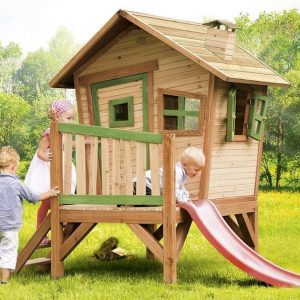 9 x 5 Robin Axi Playhouse Kids at Play
