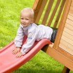 9 x 5 Robin Axi Playhouse Slide