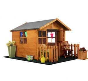 6′ X 5′ BillyOh Lollipop Junior With Picket Fence
