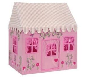 Playhouses For Girls - Kiddiwinkies 2 in 1 Enchanted Garden and Fairy Woodland Playhouse