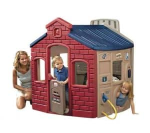 Playhouses For Girls - Little Tikes Tike Town Playhouse - Earth