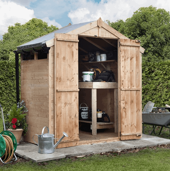 BillyOh 300 6X4 Shed, Privacy Shed