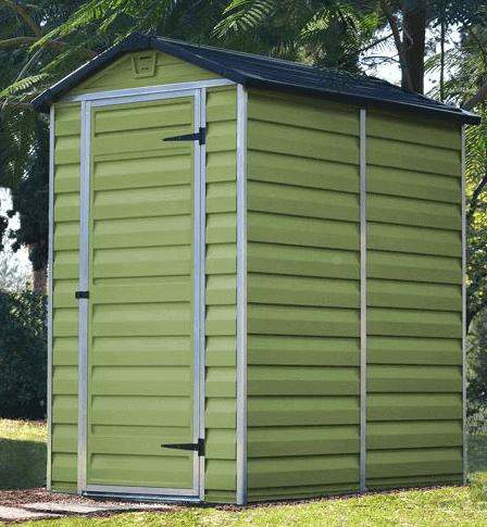 Waltons Green Skylight Plastic 6x4 Shed