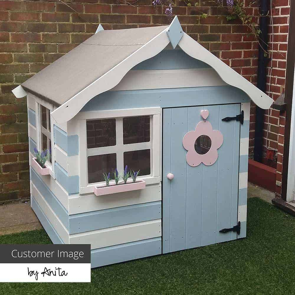 Painted Playhouses Uk