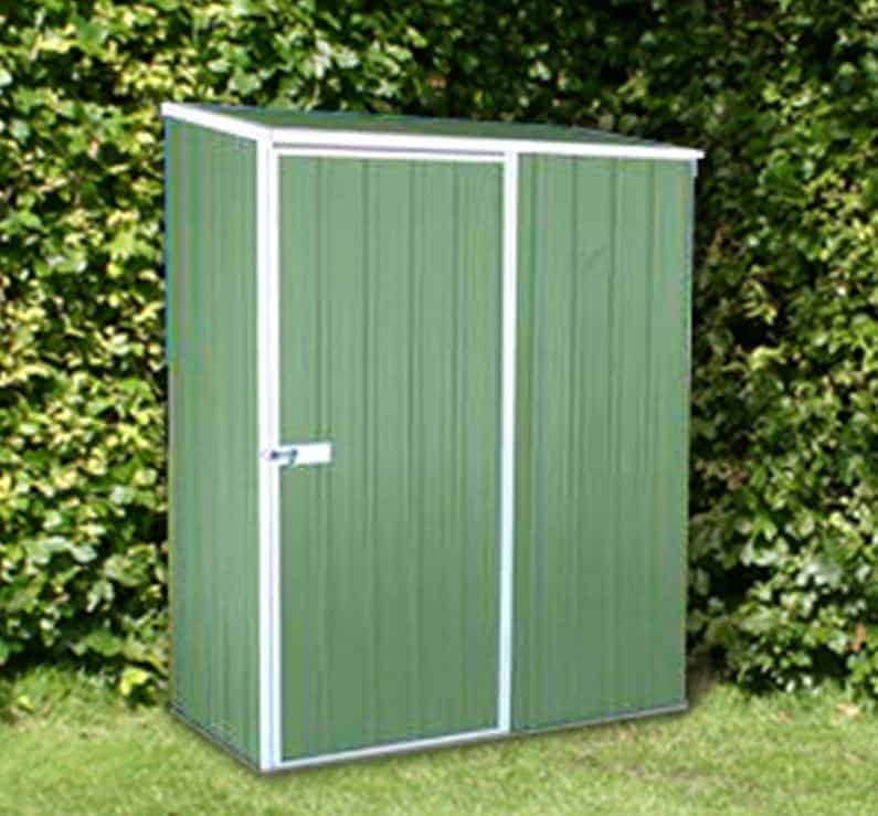 Perfect Garden Sheds Plastic Storage Shed Throughout Decorating