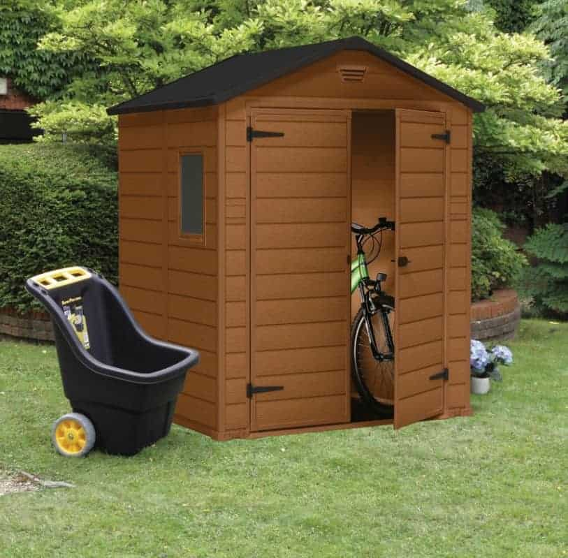 6x5 Plastic Shed Who Has The Best