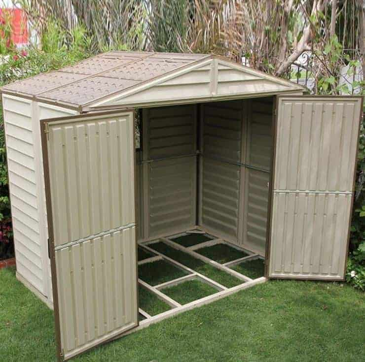 8 x 6 shed who has the best for Garden shed 8 x 6