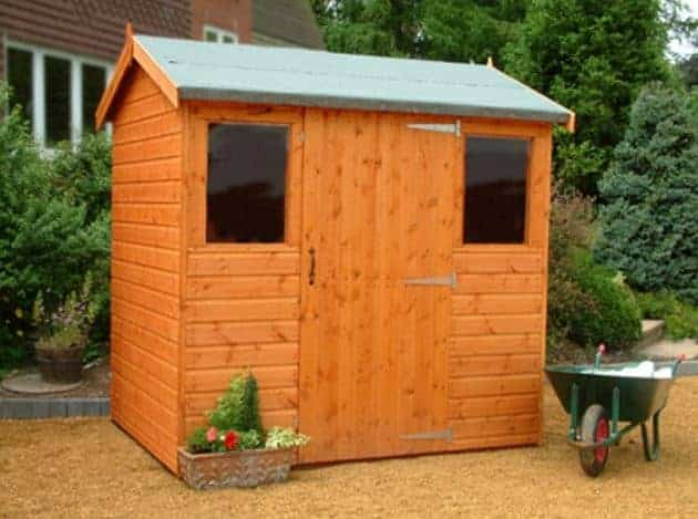 Garden Sheds 10 X 8 8x10 shed - who has the best?