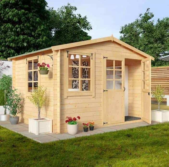 BillyOh Clubman Cheap Log Cabins