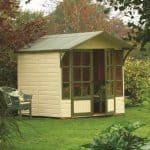 Cheap Summer Houses - 9 x 7 Rowlinson Eaton Cheap Summer Houses
