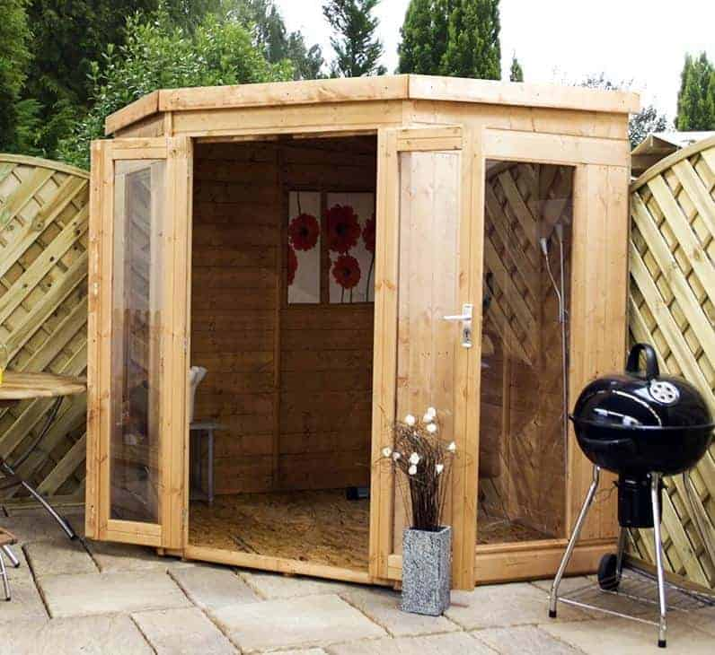 Summerhouse cheap related keywords suggestions for Affordable garden sheds