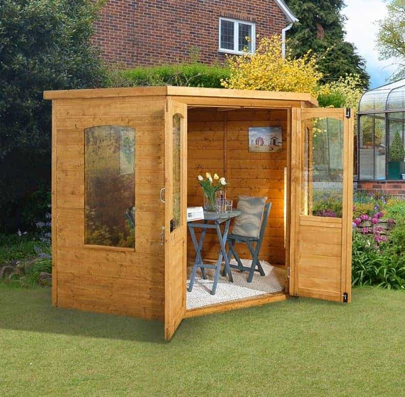 20 Summer House Design Ideas: Corner Summer House, Offers & Deals, Who Has The Best
