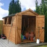 Discount Sheds - 10x6 Waltons Groundsman Tongue and Groove Apex Garden Shed