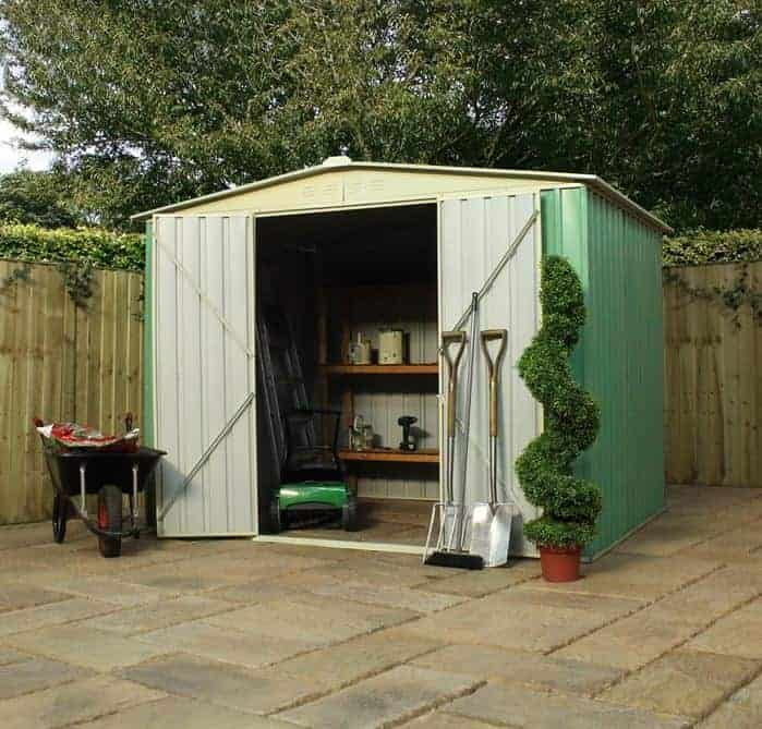 Discount sheds find the best discount sheds in the uk for Inexpensive sheds