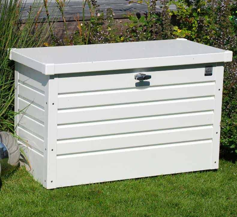 Biohort Leisure Time 100 Pure White Metal Box