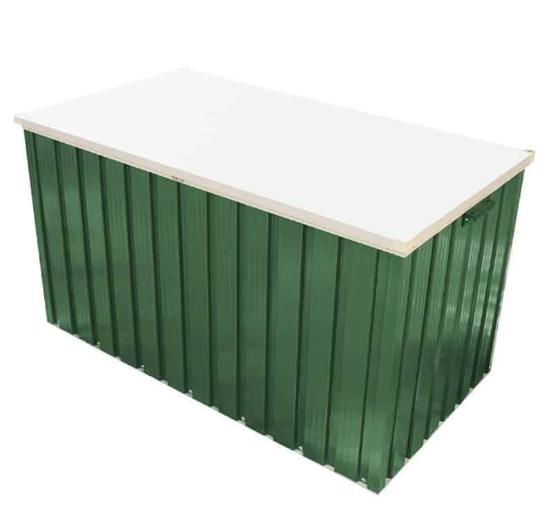 Kitchen Garden Box With Wire Top: Top 20 Garden Storage Boxes?