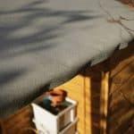 Hartwood 6' x 4' FSC Premium Overlap Apex Shed Mineral Felt Roof
