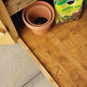 Hartwood 7' x 5' FSC Premium Overlap Shed Flooring