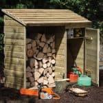 Hartwood FSC Log & Tool Store